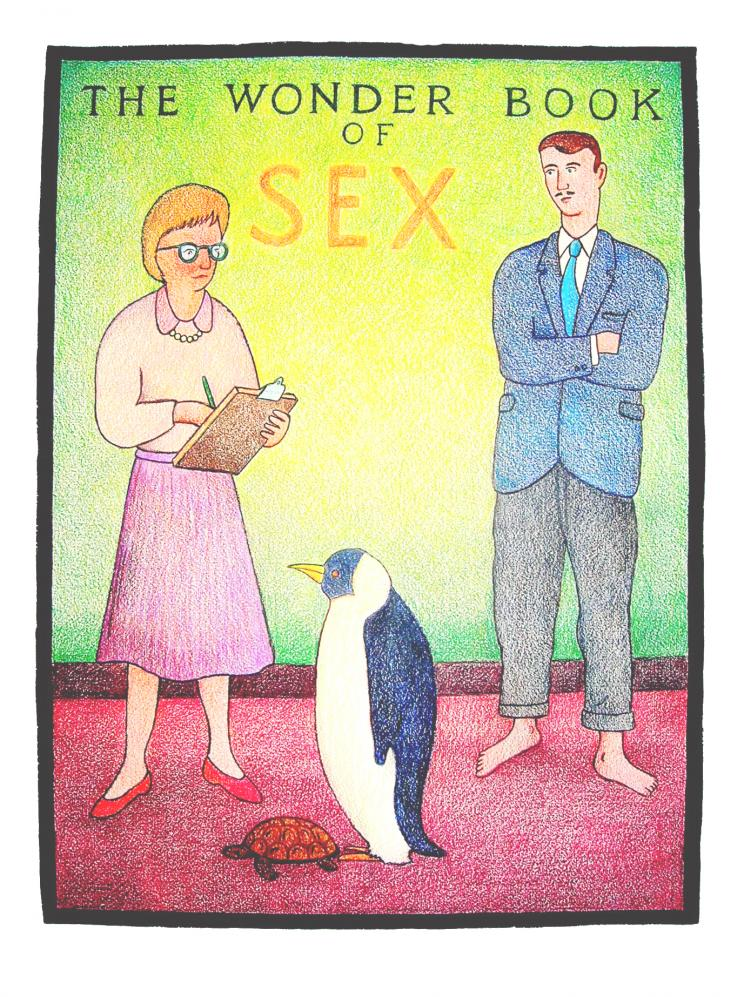 The Wonder Book of Sex.